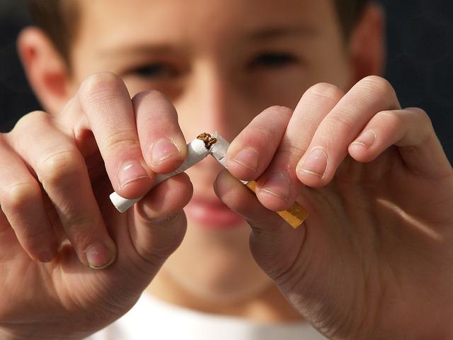 přestat kouřit