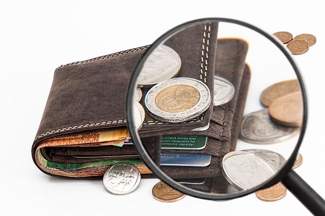 zvětšení peněženky