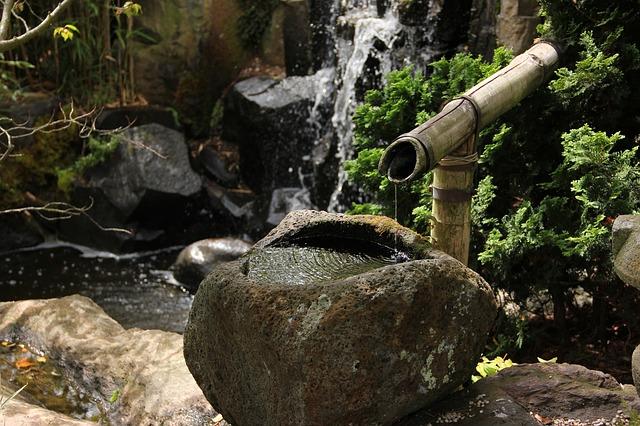 Doplňky do japonské zahrady