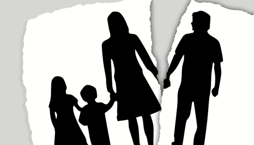 rozvod děti